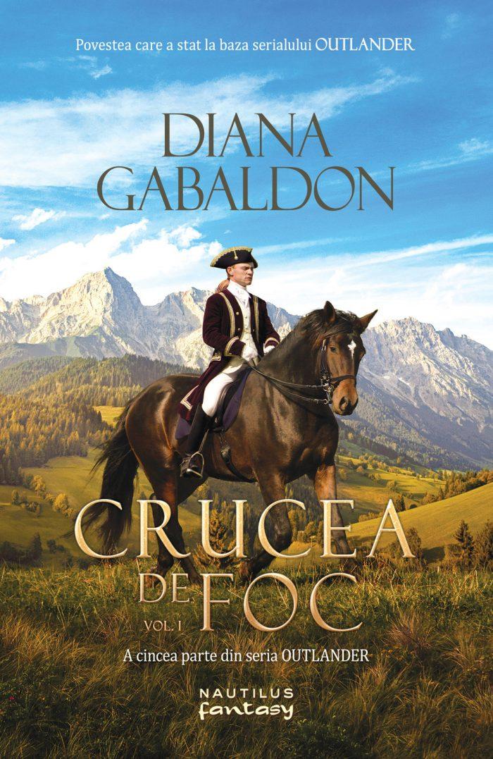 Crucea de foc vol. 1 de Diana Gabaldon-Editura Nemira