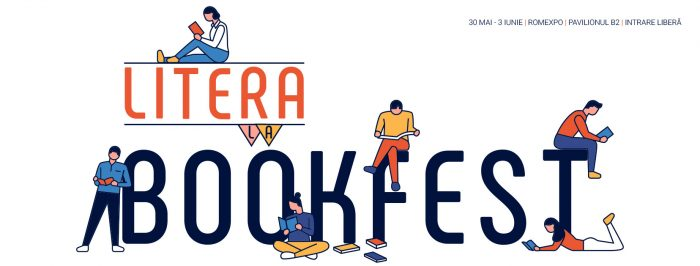Editura Litera la Bookfest 2018