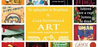 Grupul Editorial ART își așteaptă cititorii