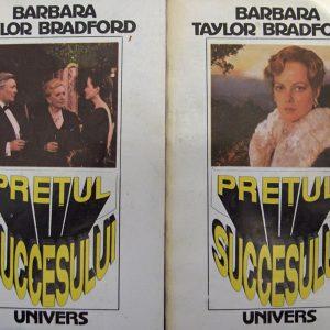 Prețul succesului de Barbara Taylor Bradford - Top 10 personaje feminine puternice din literatură -