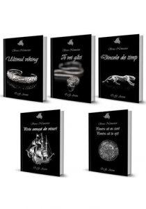 Seria Nemuritor de Oana Arion - Top 10 cărţi fantasy scrise de autori români