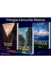 Trilogia Cerurile mistice de Nicoleta Tudor - Top 10 cărţi fantasy scrise de autori români