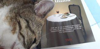 Cină cu ficat și inimă de Mihaela Apetrei-Editura Trei-recenzie