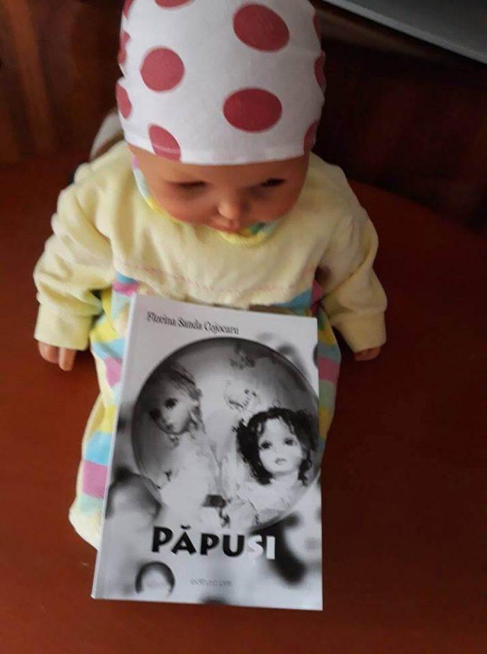 Păpuşi de Florina Sanda Cojocaru-Editura Pim