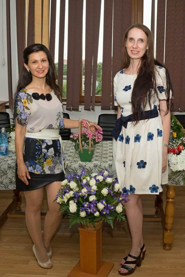 Interviu cu tânăra autoare Raluca-Alina Iorga