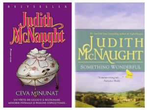 Ceva minunat - Something Wonderful - Seria Sequels - Judith McNaught