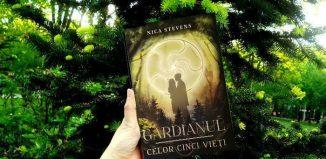 Gardianul celor Cinci Vieţi de Nica Stevens-Editura Unicart-recenzie