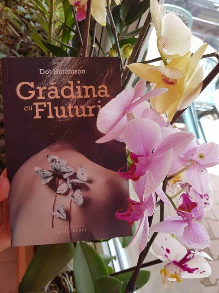 Grădina cu fluturi deDot Hutchison-Herg Benet-recenzie