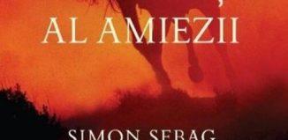 Cerul roșu al amiezii de Simon Sebag Montefiore-Editura Trei