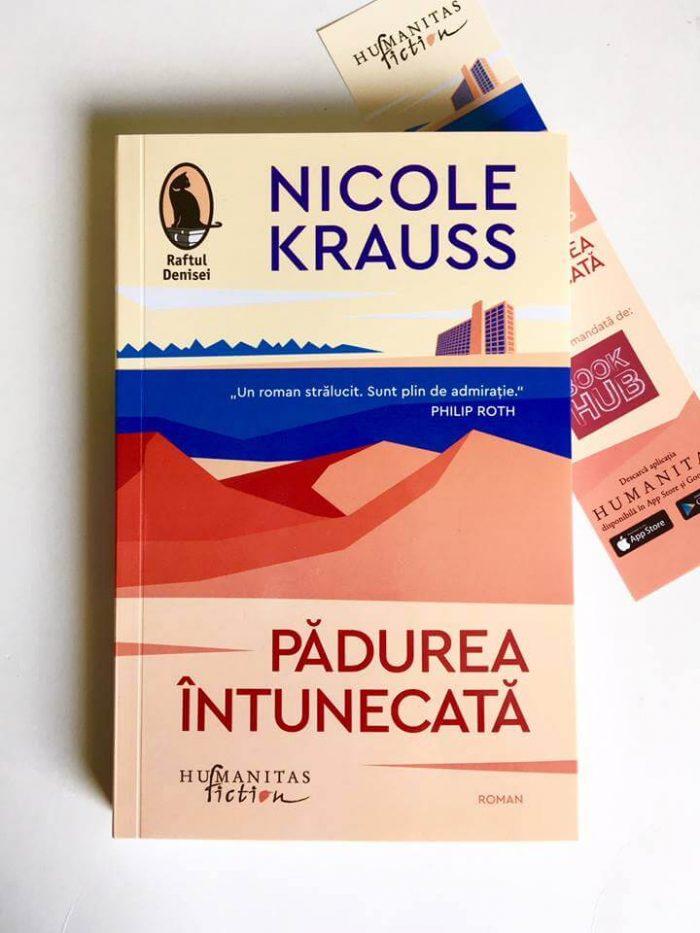 Pădurea întunecată de Nicole Krauss-Humanitas-prezentare