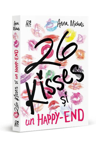 26 Kisses şi un Happy-end-Anna Michels-PRECOMANDA
