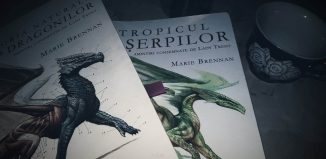 Istoria naturală a dragonilor-Tropicul Şerpilor de Marie Brennan-Nemira