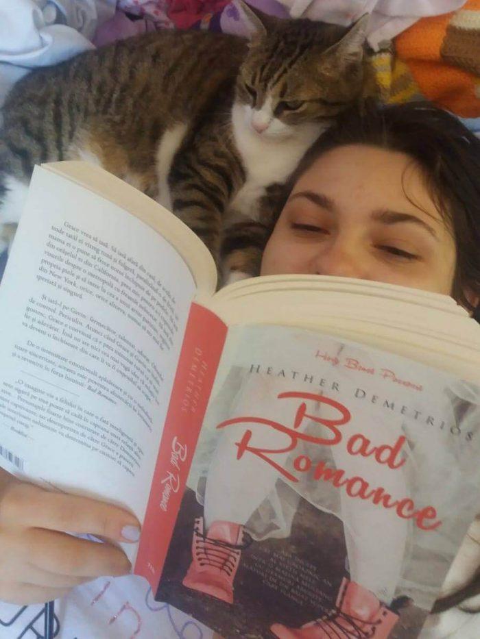 Bad Romance de Heather Demetrios-Herg Benet