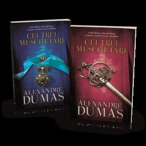 Cei trei mușchetari de Alexandre Dumas-Les Trois Mousquetaires