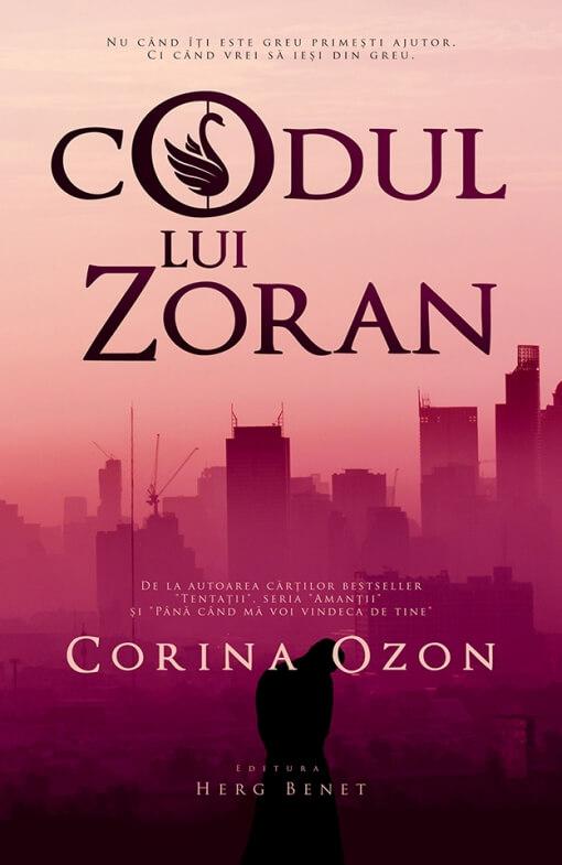 Codul lui Zoran de Corina Ozon-Editura Herg Benet-recenzie