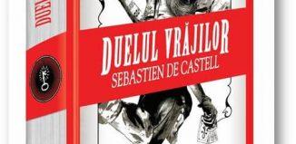 Duelul vrăjilor deSebastien de Castell-Editura RAO