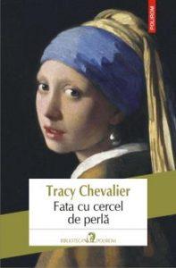Fata cu cercel de perla de Tracy Chevalier