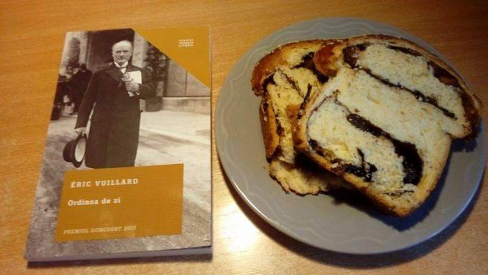 Ordinea de zi de Eric Vuillard-Editura Litera