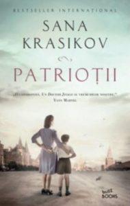 Patrioţiide Sana Krasikov-Editura Litera-recenzie