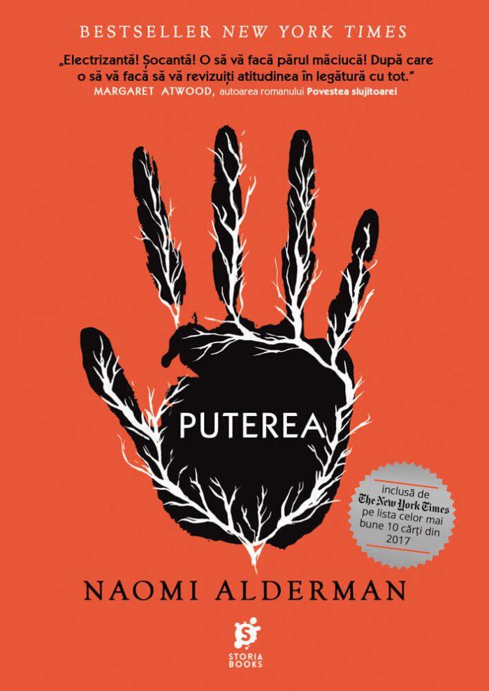 Puterea de Naomi Alderman-Editura Storia Books-recenzie