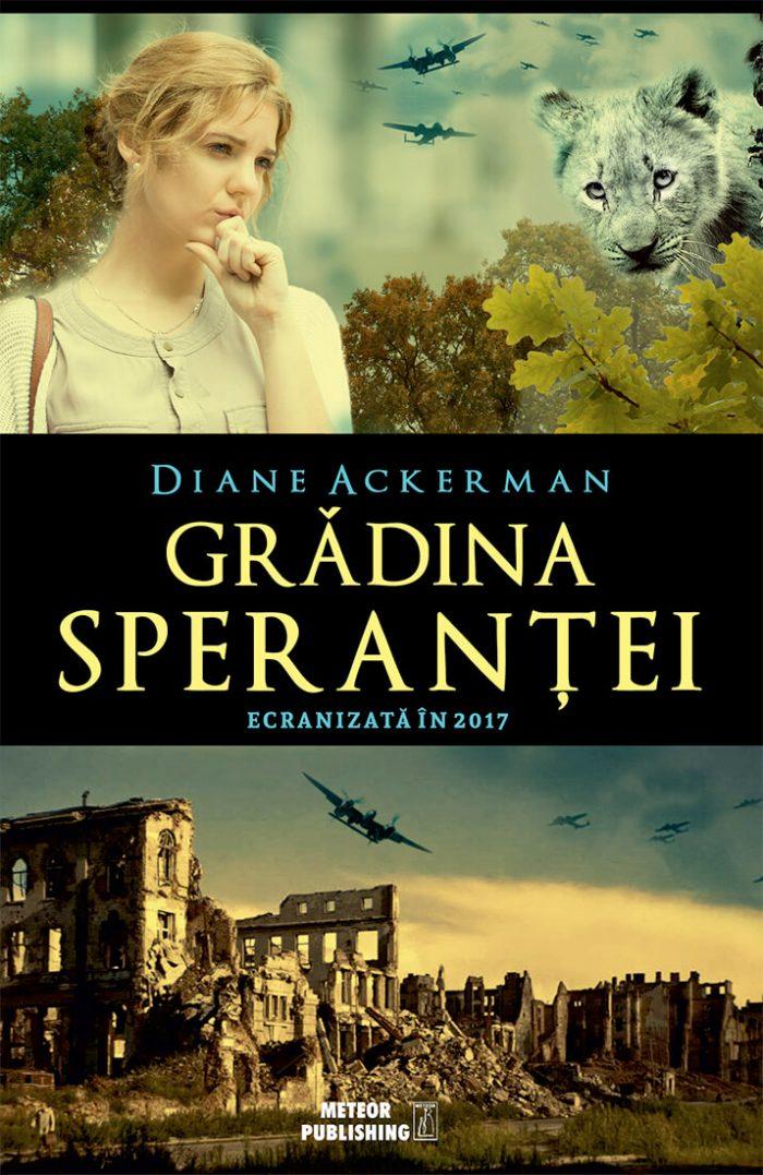 Grădina speranţei de Diane Ackerman-Meteor Publising