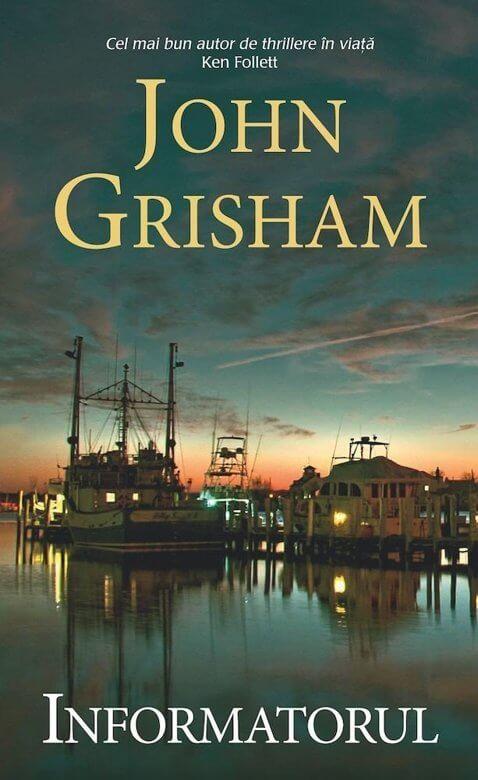 Informatorul de John Grisham-Editura Rao-recenzie
