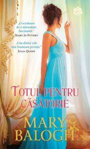 TOTUL PENTRU CĂSĂTORIE-Someone to Wed(2017)-Colecția Cărți Romantice Editura Litera/Lira