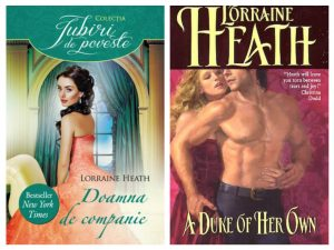 1.Doamna de companie – A Duke of Her Own