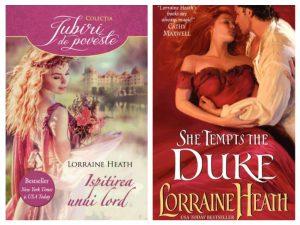 1.Ispitirea unui lord–She Tempts the Duke