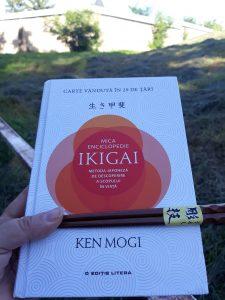 Mica enciclopedie IKIGAI de Ken Mogi