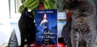 Iubire și catifea albastră de CorinaCîndea-Editura Hathor