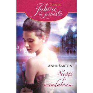 NOPȚI SCANDALOASE-Scandalous Summer Nights(2014)-Colecţia Iubiri de poveste-Editura AlmaLitera