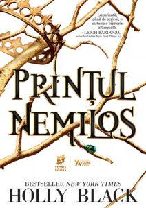 Prințul nemilos dede Holly Black- Editura Storia Books-coperta
