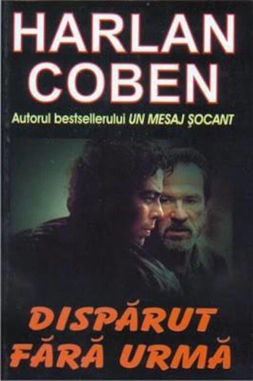 Dispărut fără urmă de Harlan Coben-Editura Lider