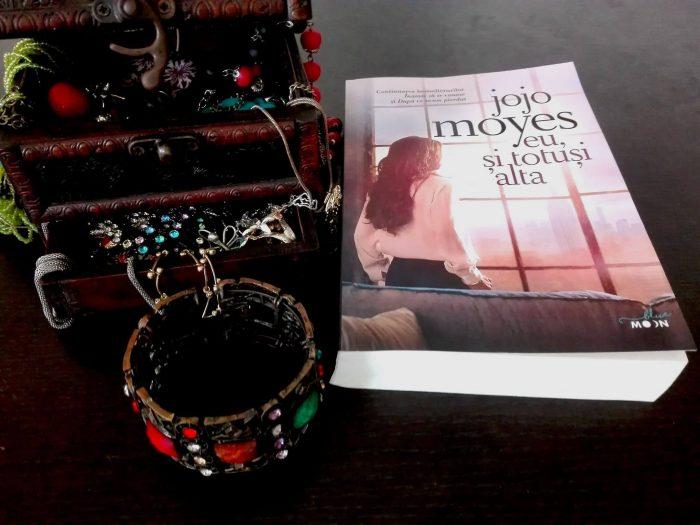 Eu, și totuși alta, de Jojo Moyes-Litera-recenzie