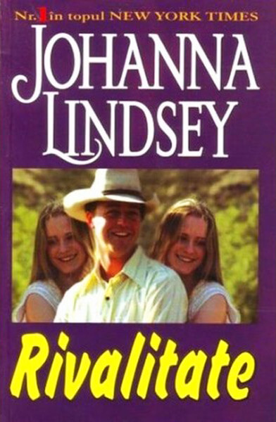 Rivalitate de Johanna Lindsey-Editura Lider