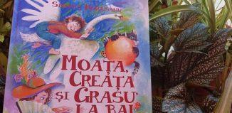 Moaţa, Creaţa şi Grasu'la bal de Sidonia Drăguşanu