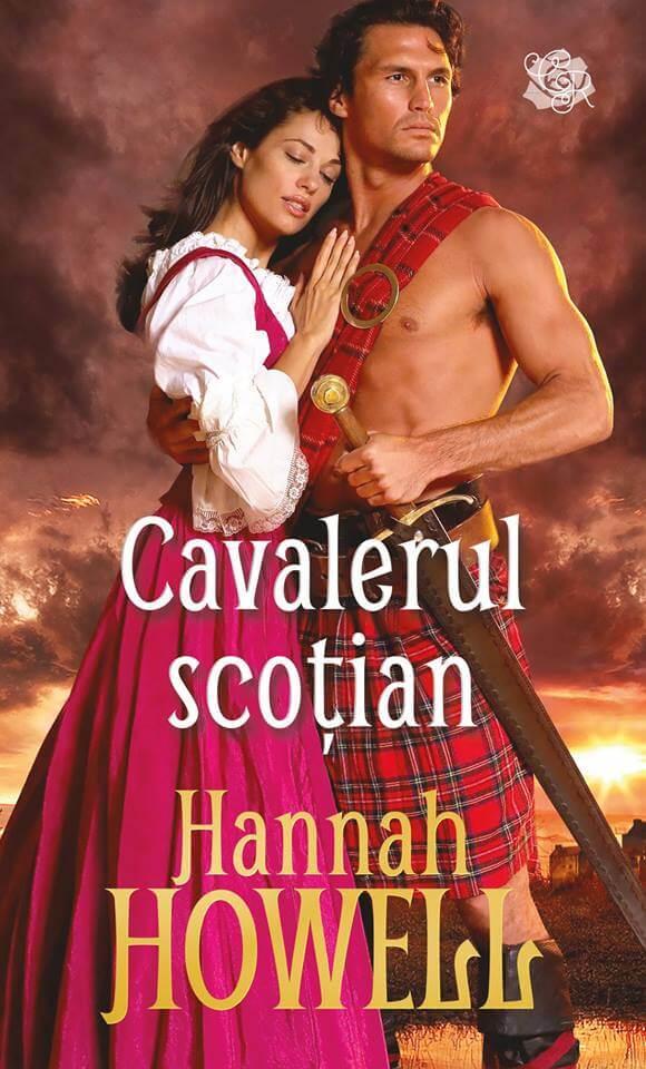 Cavalerul scoţian de Hannah Howell