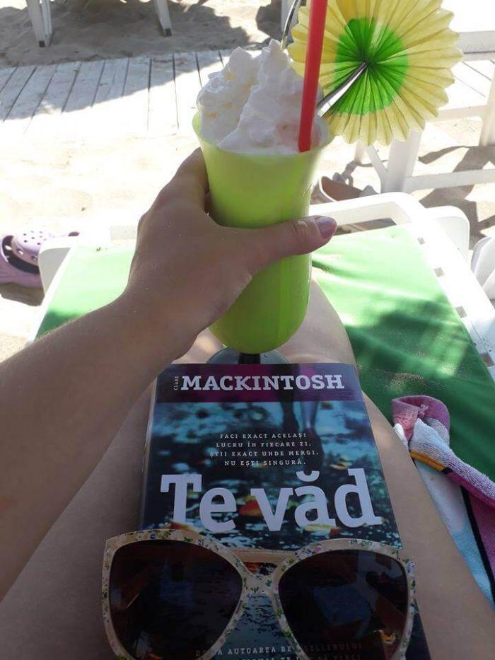 Te văd de Clare Mackintosh-Editura Trei-recenzie