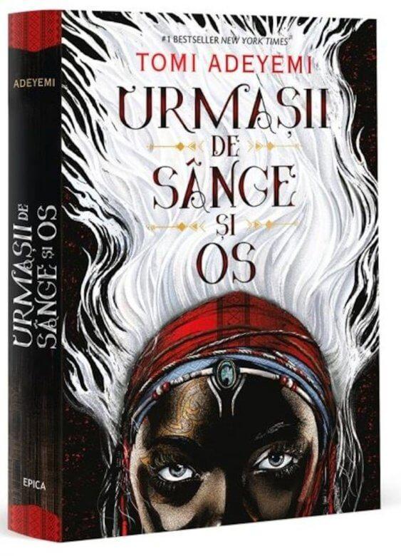 Urmaşii de sânge şi os. Vol. 1 din trilogia ''Zestrea Orishei''-Tomi Adeyemi