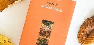 Bătrânii ticăloși de Kingsley Amis-Editura ALL-recenzie