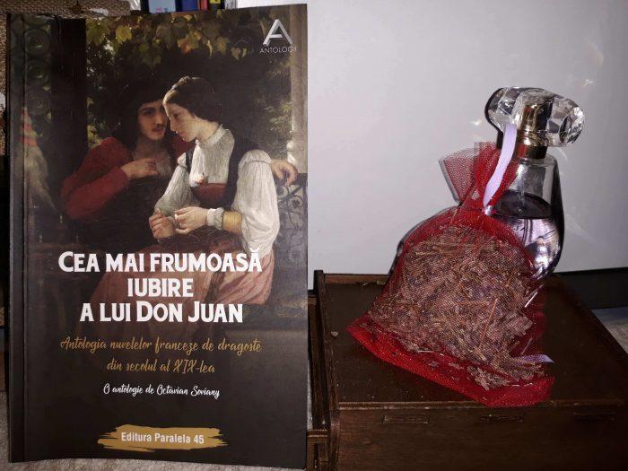 Cea mai frumoasă iubire a lui Don Juan – Antologia nuvelelor franceze de dragoste din secolul al XIX-lea – recenzie