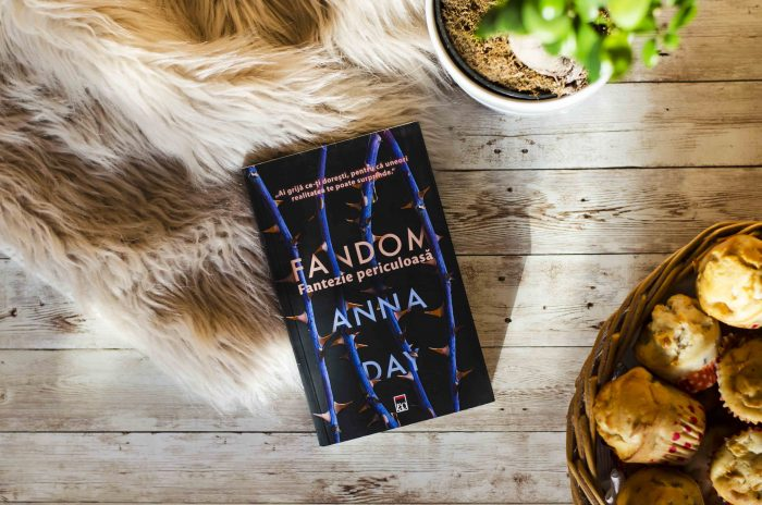 Fandom: Fantezie Periculoasă de Anna Day