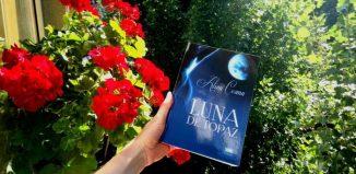 Luna de topaz de Alina Cosma-recenzie-Literatura pe tocuri