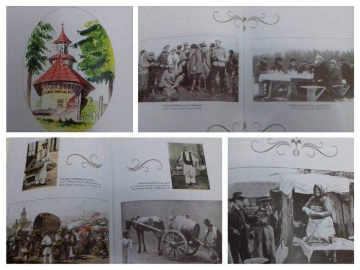 Mesele de odinioară. De la Palatul Regal la Târgul Moșilor-ilustratii