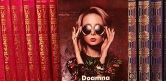 Doamna cu ochelari negri de Sidonia Drăgușanu-recenzie