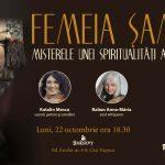 Femeia șaman – Misterele unei spiritualități ancestale