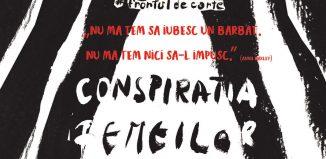 Lansare Conspiratia Femeilor - Danut Ungureanu