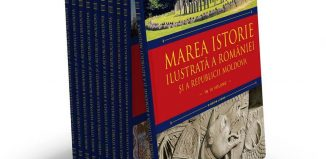 Marea istorie ilustrată a României și a Republicii Moldova