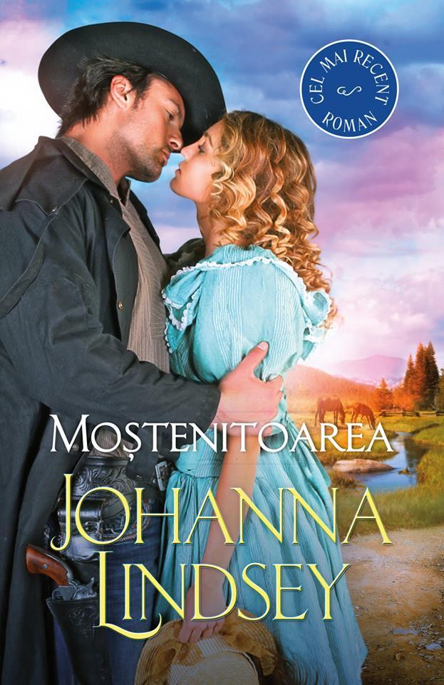 Moştenitoarea de Johanna Lindsey-Colecţia Iubiri de poveste